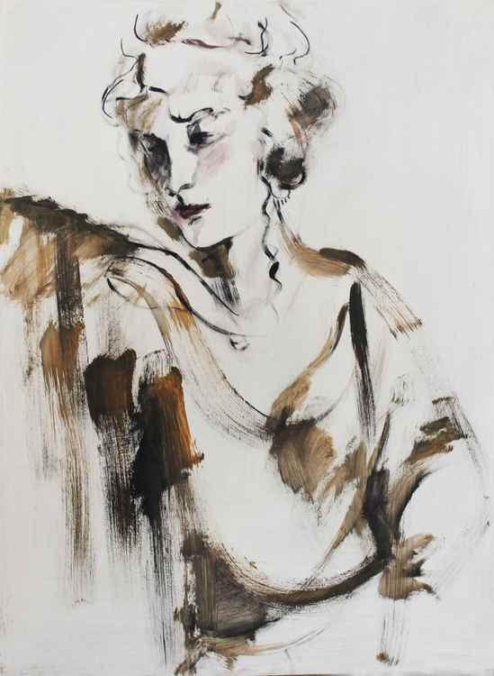 ANCIENT ROMAN WOMAN