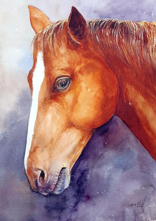 Brownie Horse - Image 0