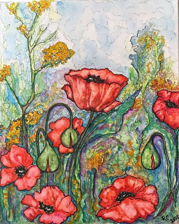 Field Poppies - Image 0