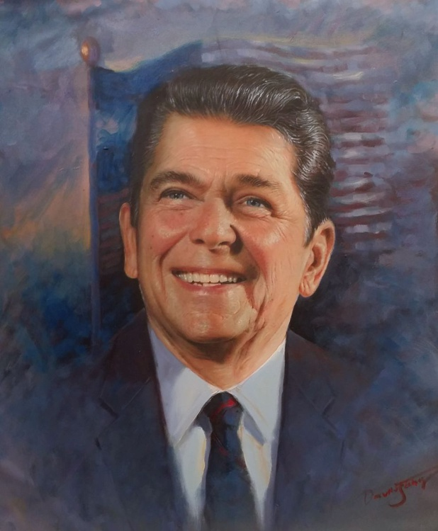 President Ronald Reagan,,,,,,,,,,,,,,,, - Image 0