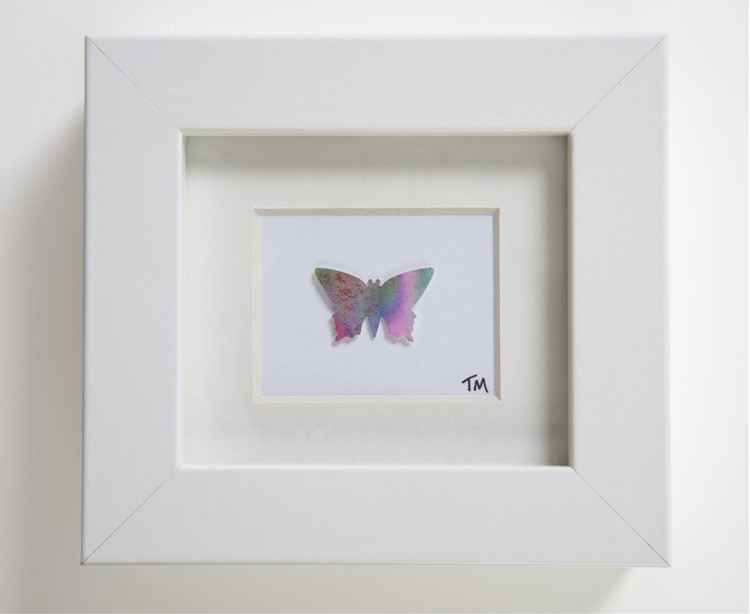 Small Butterfly No 2 -