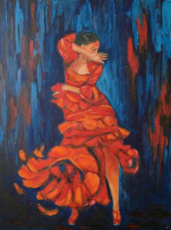 Flamenco. #2 -
