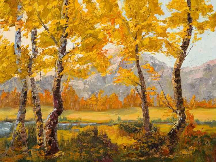 Aspen Grove -