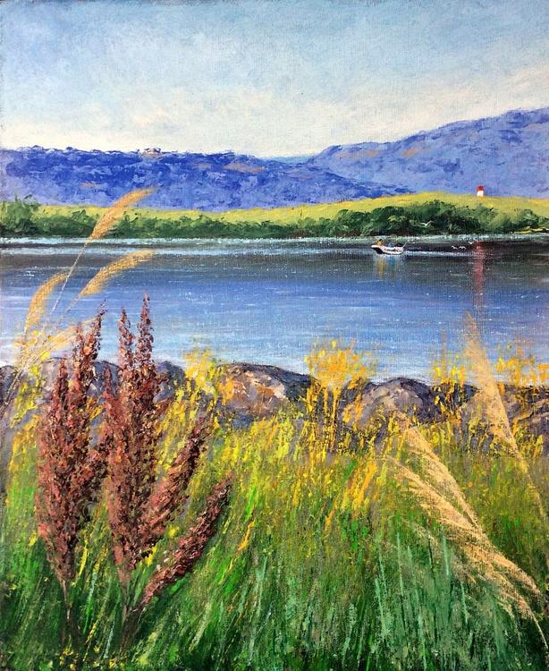 The lake side - Image 0