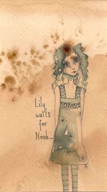Lily Waits For Noah