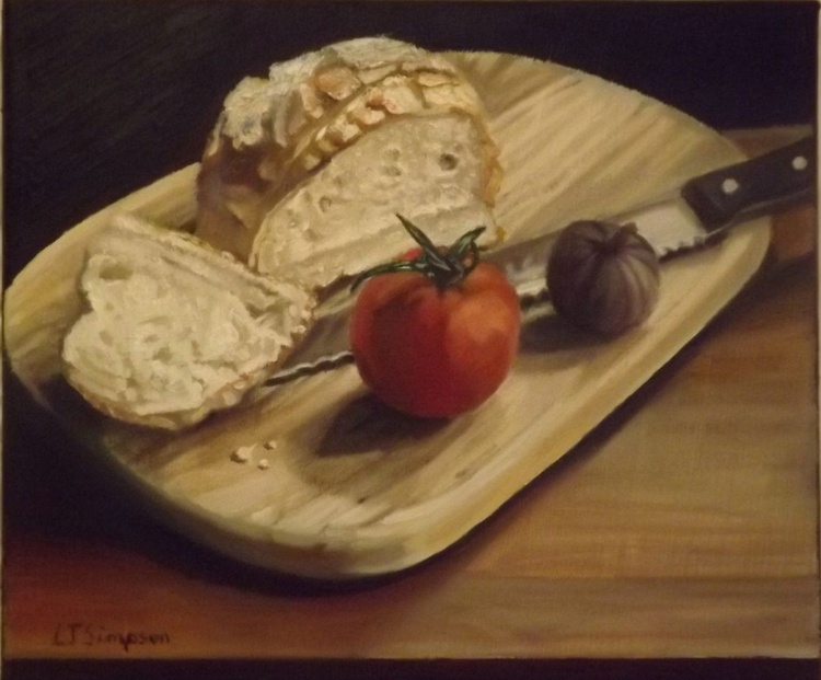 A Simple Supper - Image 0