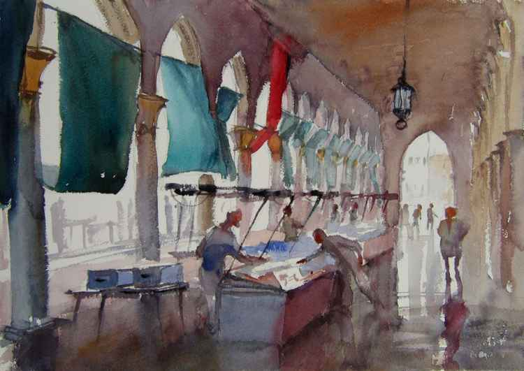 Venice ,market, pescheria II