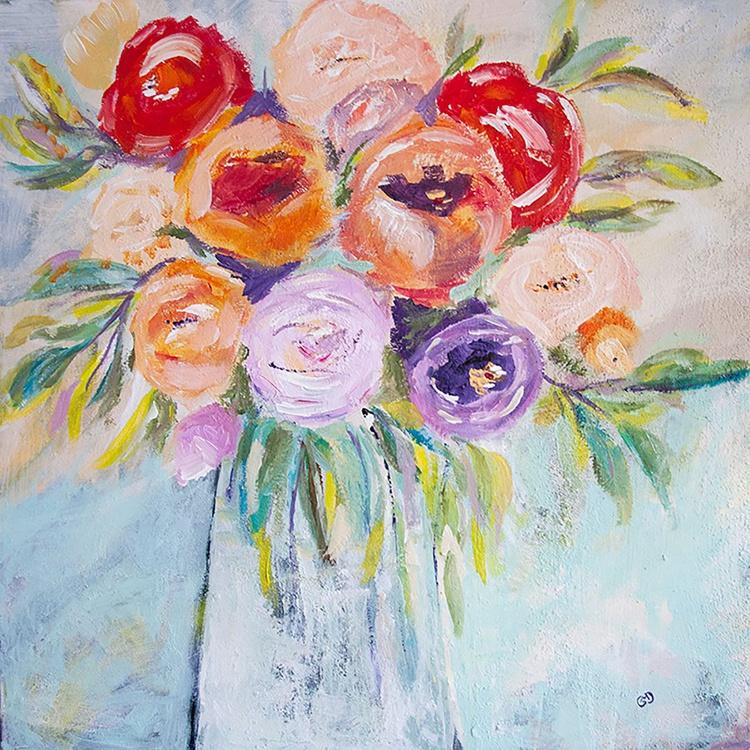 August bouquet - Image 0