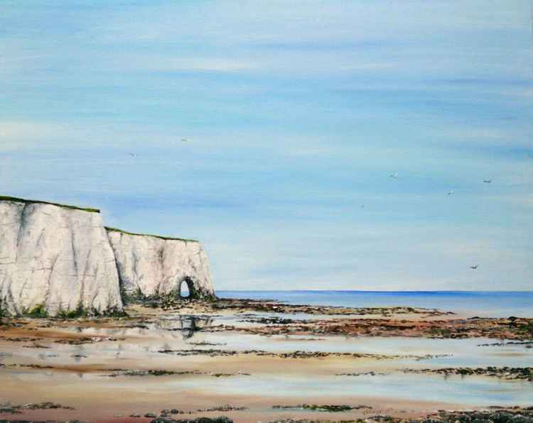 Kingsgate bay Broadstairs -
