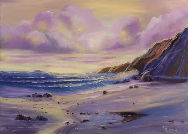 Lavender Clouds - Image 0