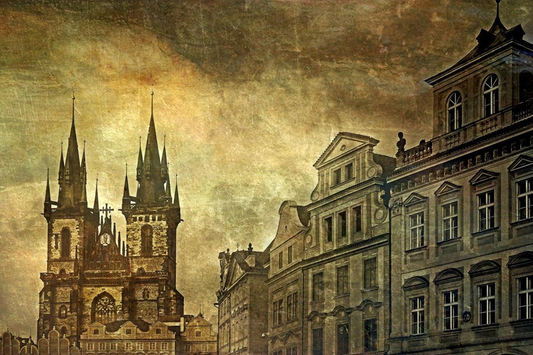 Church of Our Lady before Týn - Prague - Image 0
