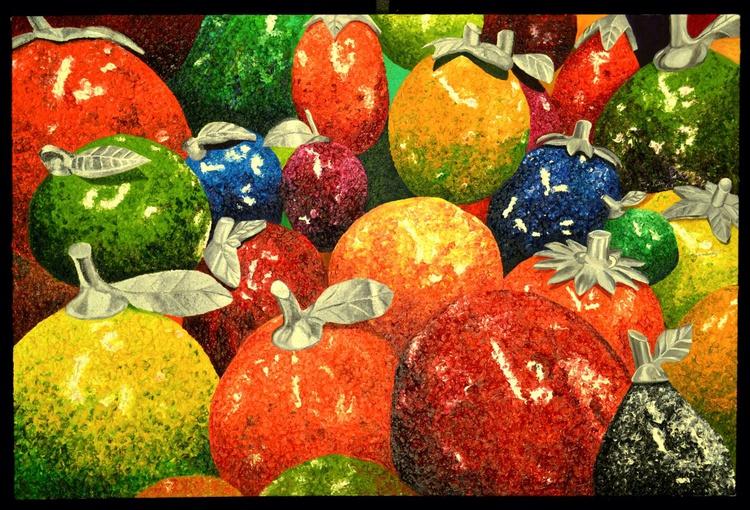 Black Fruits (Frutas Negras) - Image 0