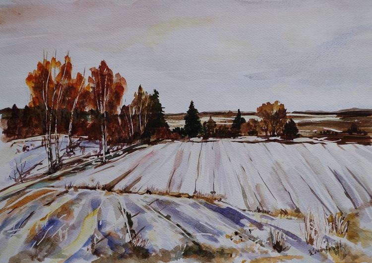 The winter landscape - Image 0