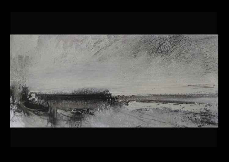 Yarmouth Jetty (after Constable) -