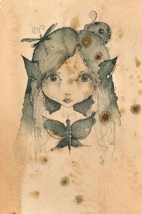 Wild Wood Fairy -