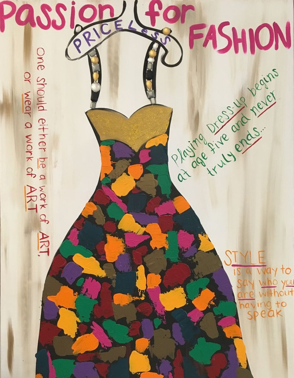 Passion for fashion - Image 0