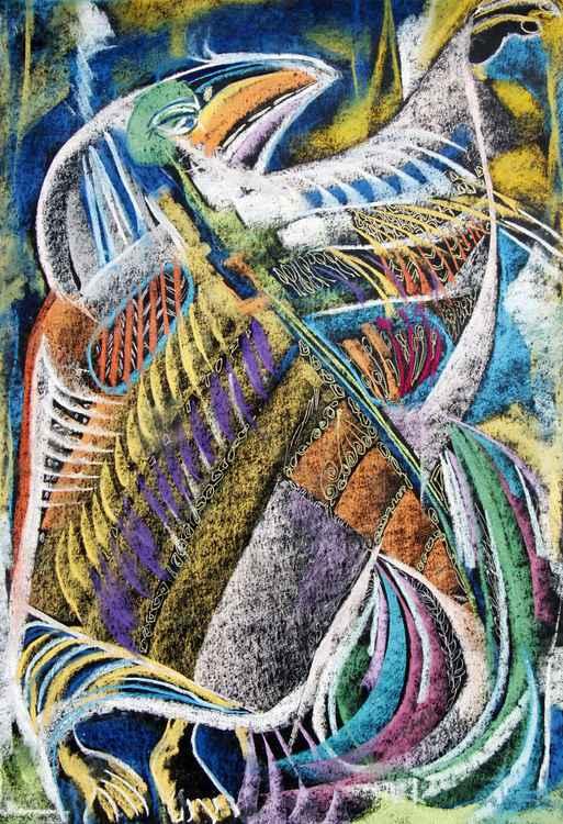 the bird shaman -