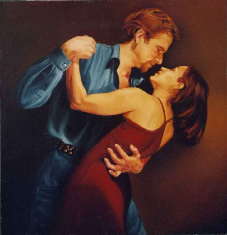 The Kiss -