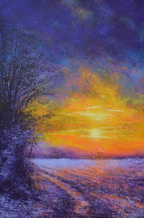 Sunset in Winter - Image 0