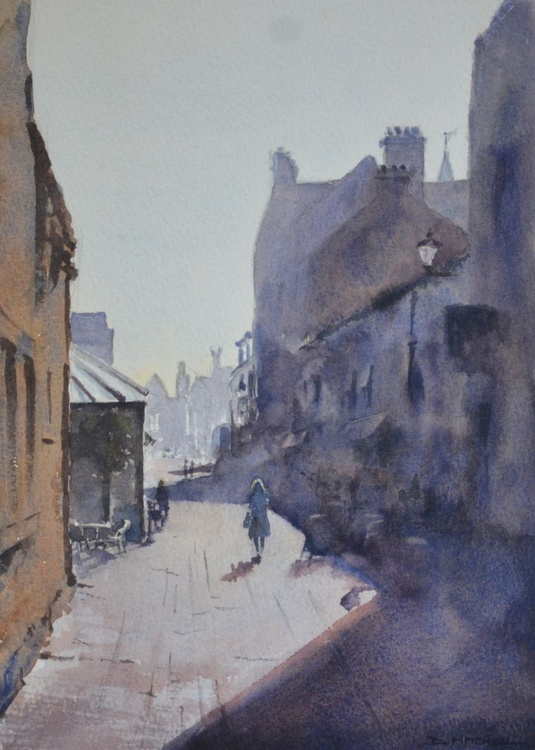 Hazy Morning, Harrogate - Image 0