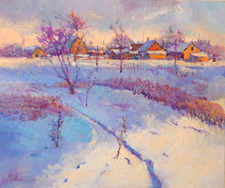 Winter (blue shadow) - Image 0