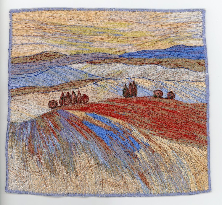 Burnished Copper Fields - Image 0