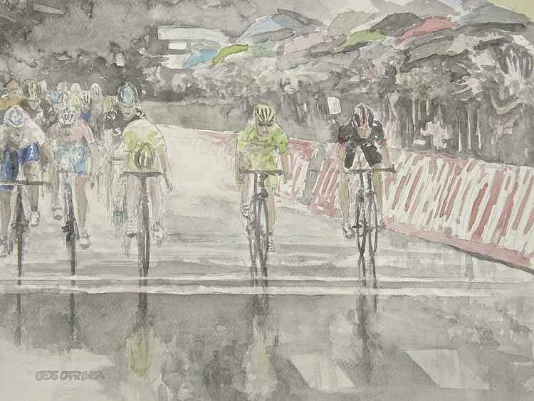 Giro Finish -
