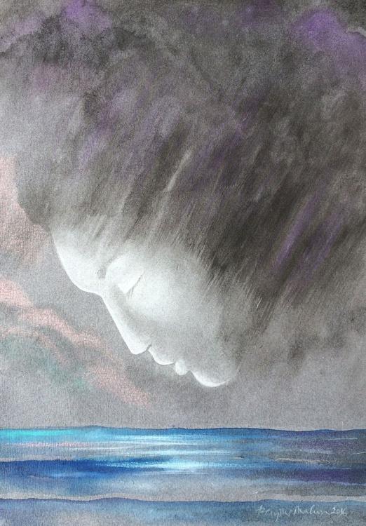 Falling to blue - Image 0