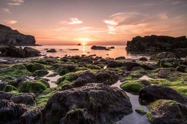St Agnes sunset -