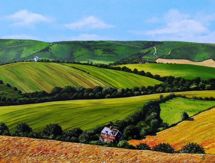 Beyond to Kingston Ridge (Lewes) - Image 0