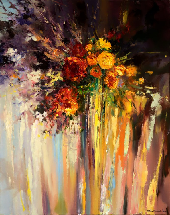 'Bouquet of summer flowers II' - Image 0
