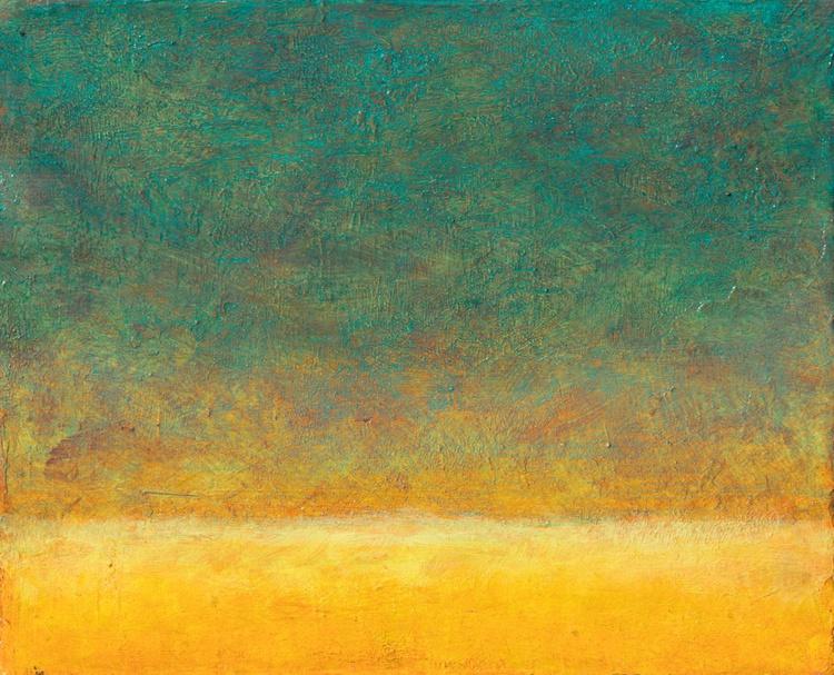 Desert #2 - abstract landscape - Image 0