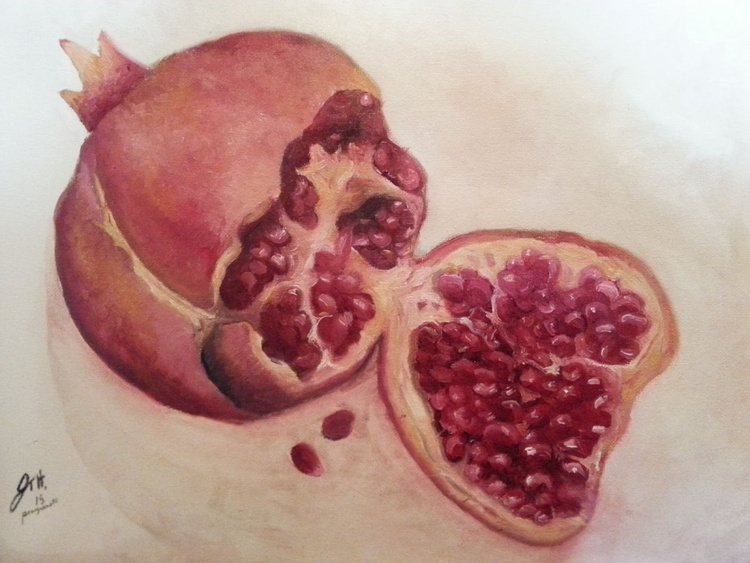Pomegranate(natures candies) - Image 0