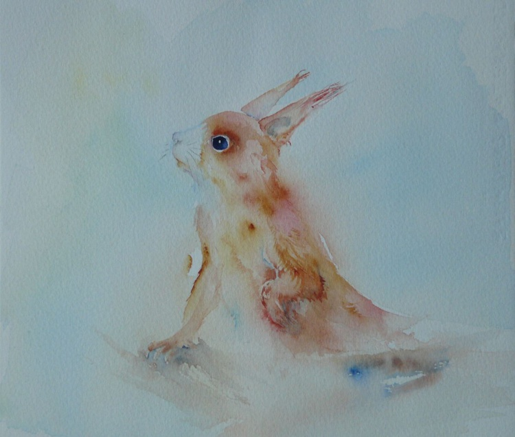 Little Red Squirrel - Image 0