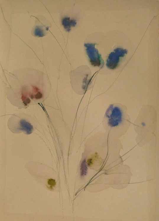 Delicate Flowers 2 -