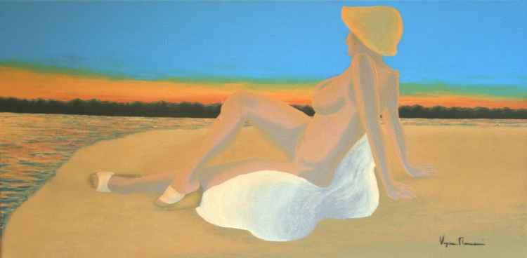 Donna + Paesaggio -
