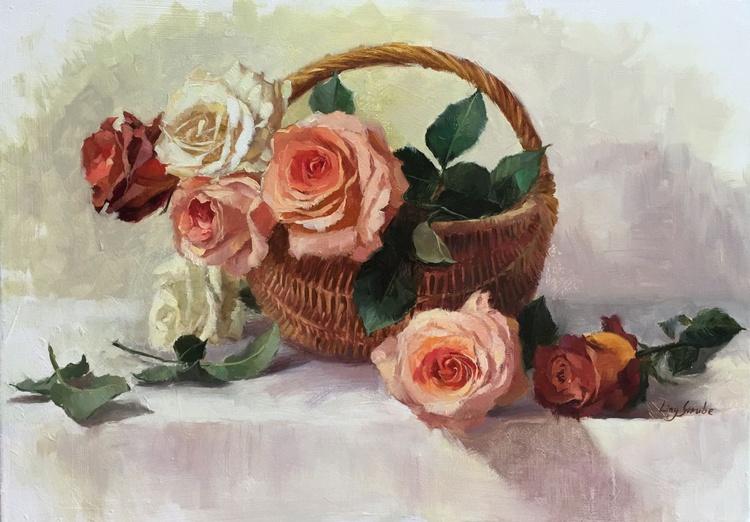 Rose Basket - Image 0