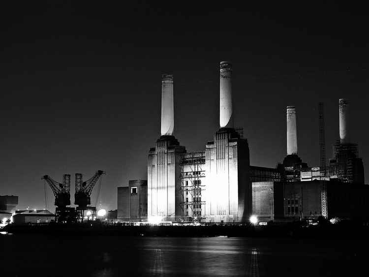 Battersea Power Station #2 -