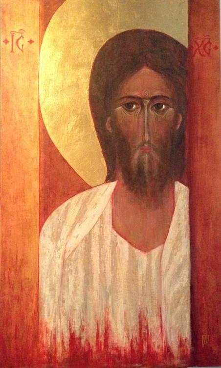 Christ, The Savior. Wisdom. (60cmX100cm) - Image 0