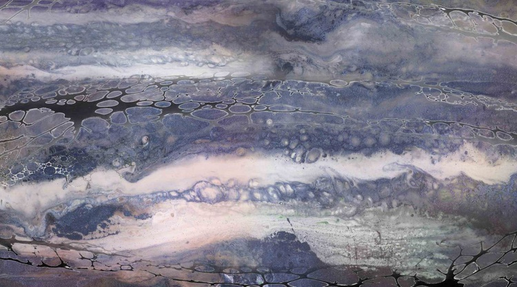 GAIA ---  Detailed Ethereal Abstract Landscape - Image 0
