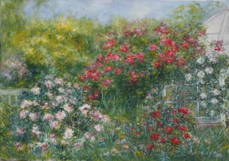 Summer landscape -
