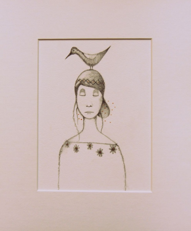 Daisy and the Bird.. - Image 0