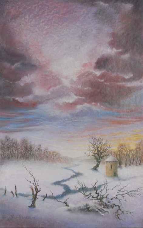 December Evening -
