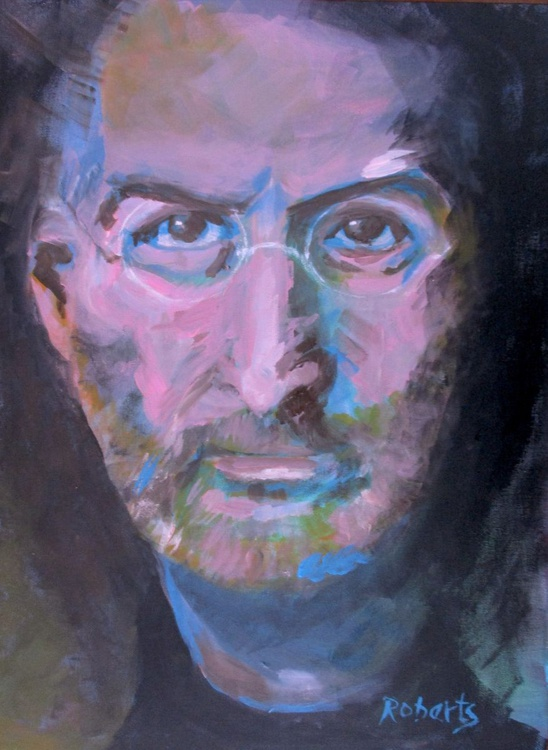 Steve - Daily painting 67 - Image 0