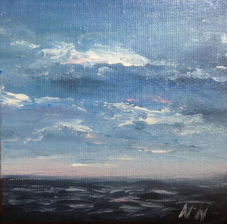 sky and sea - Image 0