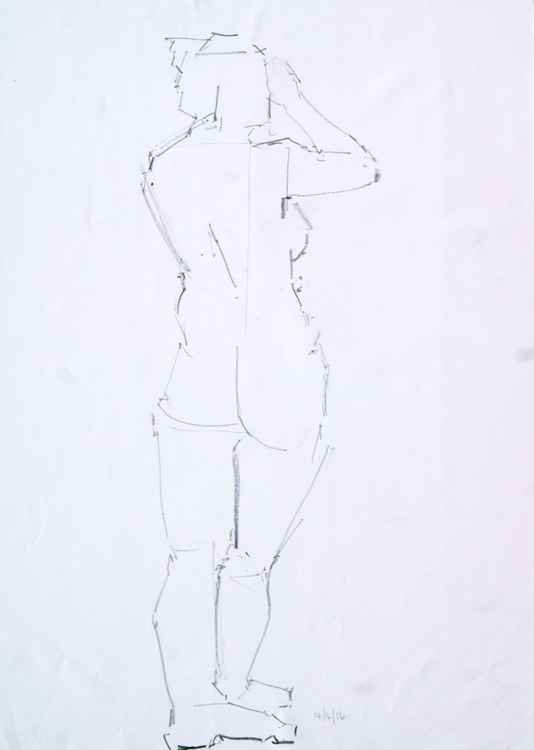 Life Drawing No 33 -
