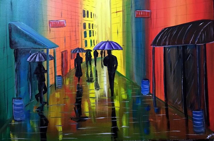 Colourful City Walk - Image 0