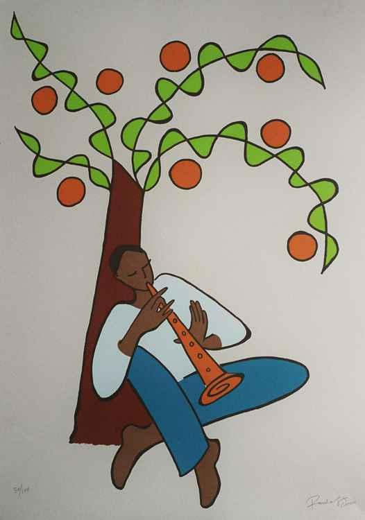 Flute tree -