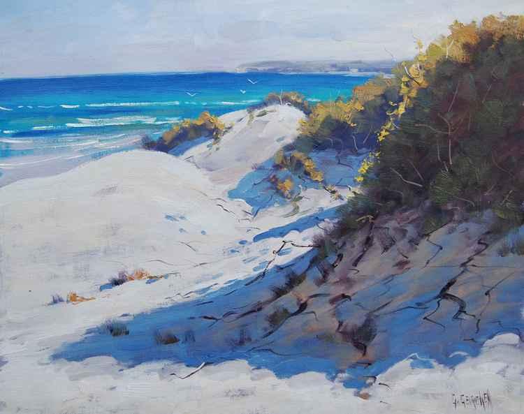 Coastal Dunes -