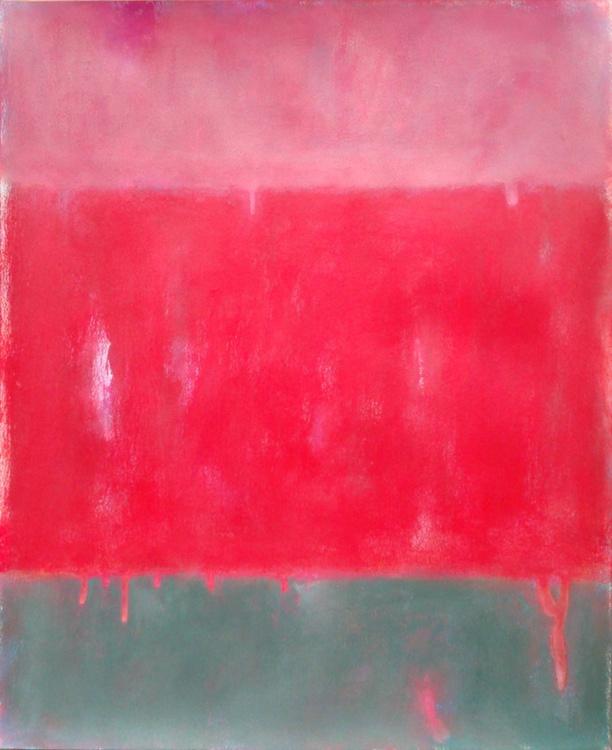 Red field III - Image 0